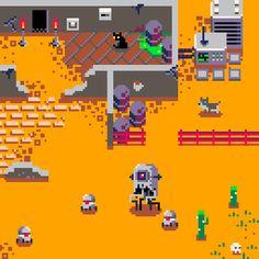 [OC] [CC] [Newbie] Learning pixelart pixels at a time. Cool Pixel Art, Maze Design, Pixel Characters, Ascii Art, 8 Bit Art, Pixel Animation, Pixel Art Games, Pixel Design, Game Concept