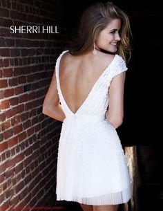 Sherri Hill 2840 at Prom Dress Shop