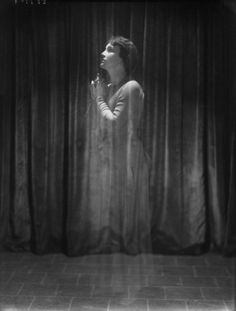Bertram Park. Fay Compton as Mary Rose bromide print...