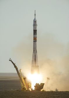 Expedition 32 Launch (201207150011HQ) by nasa hq photo, via Flickr