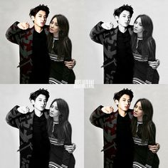 CHANDARA ❤️ 2ne1, Only Girl, Chanyeol, Otp, Role Models, Girl Group, Sailing, My Love, Funny