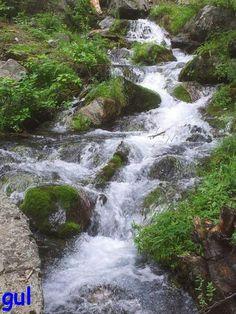Beautiful Waterfall kalam swat valkey