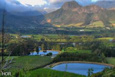 The Franschoek valle