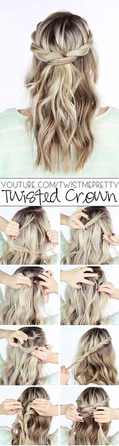 Cool Easy Hairstyle