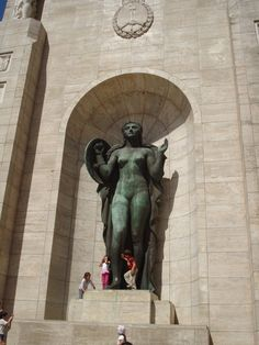 Monumento a la Bandera, Rosario, Santa Fe, Argentina