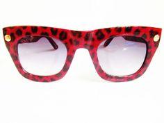 Way farer leopardo rojo