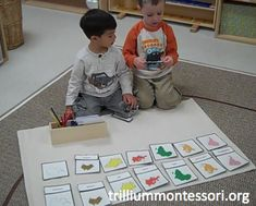 Introduction to Geography — trilliummontessori.org