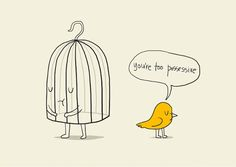 Kuala Lampur, Malaysia-based artist Heng Swee Lim's love to doodle has brought about adorable illustrations that are playfully paired with funny phrases and word puns.