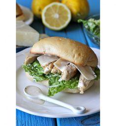 sandwich salade cesar