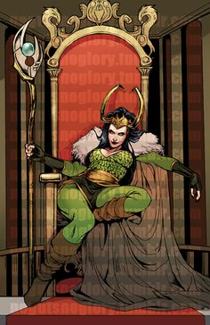 Guys… why if Loki comes back in Avengers …as Lady Loki? Loki Marvel, Loki Thor, Tom Hiddleston Loki, Marvel Art, Marvel Dc Comics, Avengers, Lady Loki Cosplay, Loki Costume, Loki Wallpaper