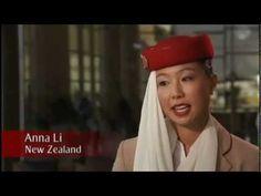 Emirates Airlines Cabin Crew Recruitment Video