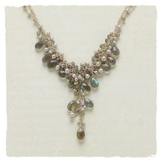 I found the State of Grace Necklace at ArhausJewels.com. $285.00 #arhausjewels necklaces.