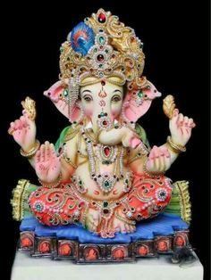 Kali Hindu, Krishna Hindu, Hindu Deities, Hinduism, Shiva Shakti, Ganesh Lord, Sri Ganesh, Lord Shiva, Clay Ganesha