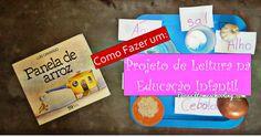 DICAS Homeschooling: Faça Projeto Leitura Educação Infantil Domiciliar ...