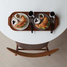 Breakfast sandwiches with salmon Have a wonderful week ahead!  サーモンサンドの朝ごはん 楽しい1週間になりますように