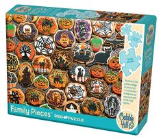 Small, medium and large piece sizes! Family puzzles are great for families and offer a range in piece size to allow for the experienced and beginner to piece this puzzle TOGETHER! Several designs to choose from! Puzzle Shop, Puzzles, Families, Range, Medium, Fun, Cookers, Puzzle, Ranges