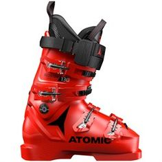 2019 Atomic Redster World Cup 150 Mens Ski Boots Shift Racing, Ski Boot Sizing, Gold Liner, Kids Skis, Alpine Skiing, Ski Boots, Ski Fashion, Velcro Straps, Winter Sports