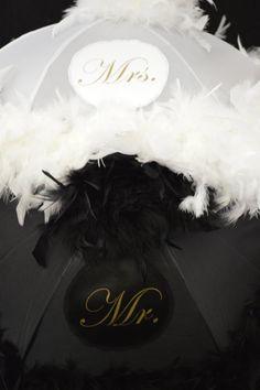 Hip New Orleans Second Line Umbrellas bride groom by roxygs, $105.00