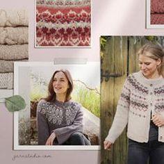 DROPS Design / Garnstudio (@dropsdesign) • Instagram photos and videos Crochet Tunic Pattern, Gilet Crochet, Knitted Baby Cardigan, Crochet Diagram, Knit Crochet, Crochet Patterns, Drops Design, Knitting Patterns Free, Free Knitting