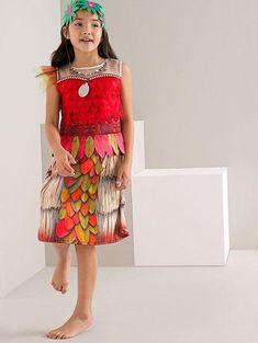 Disney Vaiana naamiaisasu Disney, Summer Dresses, Design, Fashion, Moda, Summer Sundresses, Fashion Styles, Fashion Illustrations