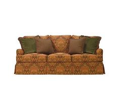 Fireside Sofa from the Fireside Custom Upholstery collection by Henredon Furniture