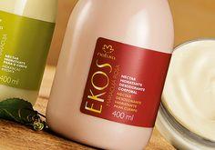 *Néctar Desodorante Hidratante Corporal Ekos Maracujá Rosa - 400ml* Aplique em todo corpo, exceto rosto.