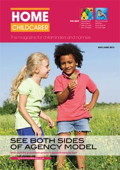 Home Childcarer Issue 5 Front Cover!