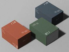 Est&Co / 01 - by Jiachen Liu / Core77 Design Awards Luxury Packaging, Coffee Packaging, Custom Packaging, Brand Packaging, Packaging Ideas, Consumer Technology, Packaging Design Inspiration, Design Ideas, Light Therapy