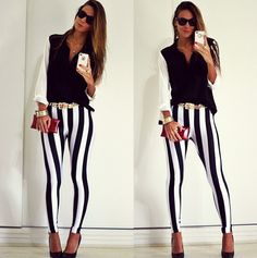 Black and White !