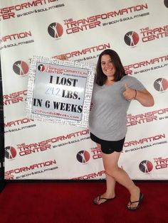 Lost 24.2 for my first challenge and I was so excited!! On to challenge number 2!   - Katie