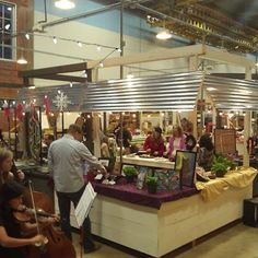 Tuesday is Market Day at Atherton Mill and Market in Charlotte, North Carolina 9am - 7pm at 2104 South Boulevard http://farmersmarketonline.com/fm/AthertonMillandMarket.html
