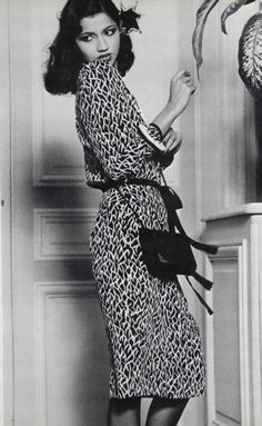 Vintage Yves Saint Laurent