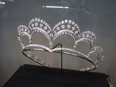 Chaumet Diamond Tiara