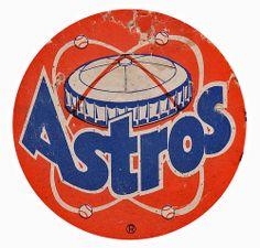 Vintage Houston Astros Logo