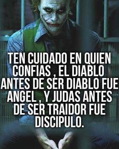 Joker Frases, Joker Quotes, Spanish Inspirational Quotes, Spanish Quotes, Suicide Squad, Carrera S, Quotes En Espanol, Joker Cosplay, Joker And Harley