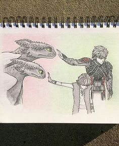 The symmetry in this scene was totally uncalled for! Oof but I loved it! It's like perfect book ends. The animation in this movie was… Httyd Dragons, Dreamworks Dragons, Cute Dragons, Disney And Dreamworks, Httyd 3, Toothless Dragon, Hiccup And Toothless, Hiccup And Astrid, How To Train Dragon