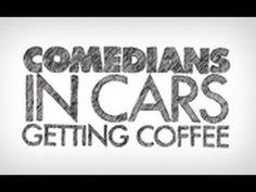 """Sexta começou a nova série (online) do Jerry Seinfield, """"Comedians in Cars Getting Coffee"""". Muito legal."""