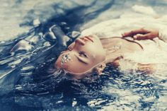 close up portrait of beautiful woman lying in water with fabric. Fashion concept - Buy this stock photo and explore similar images at Adobe Stock Spiritual Coach, Spiritual Thoughts, Close Up Portraits, Transform Your Life, Life Purpose, Spirituality, Told You So, Beautiful Women, Business Coaching