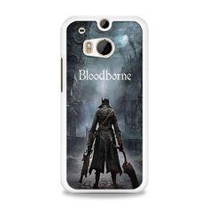BLOODBORNE HTC One M8 Case | yukitacase.com