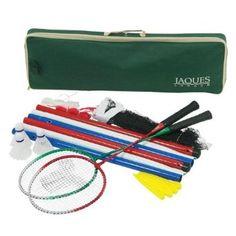 Jaques London Badminton Set