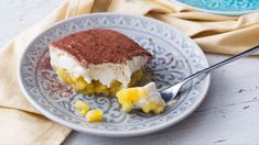 Tiramisù all'ananas Tiramisu, Fett, Cheesecake, Ethnic Recipes, Desserts, Cream, Sweets, Xmas, Tailgate Desserts