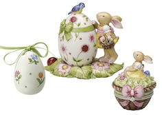 Sweet Villeroy and Boch Easter items