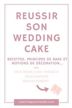 Ebook gratuit : l'essentiel à savoir sur le wedding cake