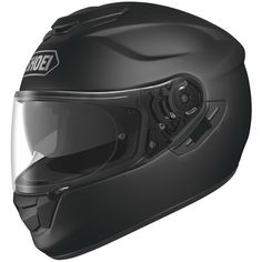 Shoei GT-AIR Matte Black Helmet - Motorcycles508
