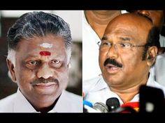 Makkal Medai - Tamil Nadu Minister Jayakumar invites Panneerselvam for T...