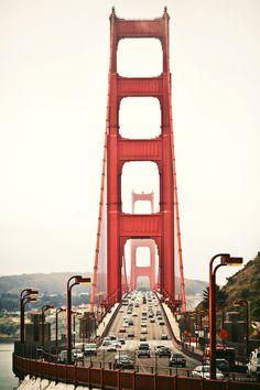 """I left my heart in San Francisco..."""
