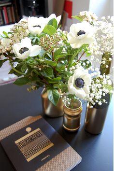 Blog Cuisine & DIY Bordeaux - Bonjour Darling - Anne-Laure: DIY Joli Vase
