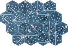 Les carreaux de ciment a motifs : Carreaux Dandelion, Claesson Koivisto Rune (Marrakech Design)