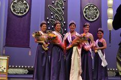 Congratulations to Yuna Marie Nishimoto - 2012 Japanese Queen — at Meydenbauer Center.