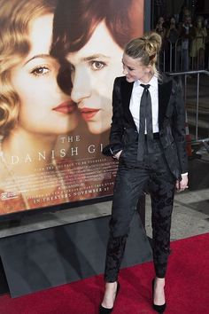 8b1c61f19d8 20 Times Women Rocked The Red Carpet In Dapper Suits